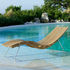 Swing Sun lounger - / With steel support by Unopiu