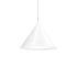 Suspension Keglen LED / Ø 40 cm - Aluminium - Louis Poulsen
