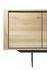 Buffet Shadow - / Rovere massello - L 224 cm / 3 porte & 3 cassetti di Ethnicraft