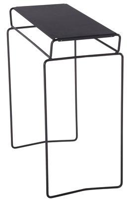 Console Fil / L 70 cm - AA-New Design noir en métal