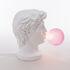 Lampada da tavolo Wonder - / H 40 cm - Resina & vetro di Seletti