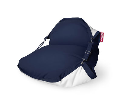 Original Floatzac Schwimmender Sessel / verstellbare Gurte - Fatboy - Navyblau