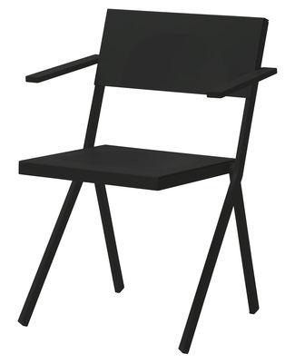 Mia Stapelbarer Sessel - Emu - Schwarz