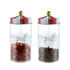 Circus Airtight jar - / Set of 2 - 14 cl - For spices by Alessi