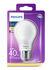 Ampoule LED E27 Standard Dépolie Inca / 4,5W (40W) - 470 lumen - Philips