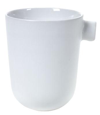 Tischkultur - Tassen und Becher - Daily Beginnings Becher - Serax - Weiß - Sandstein