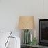 Lampe de table Palmaria Large / H 59 cm - Céramique & rabane - Maison Sarah Lavoine