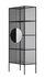 Mobile contenitore Yang - / Vetrina - H 180 cm di Opinion Ciatti