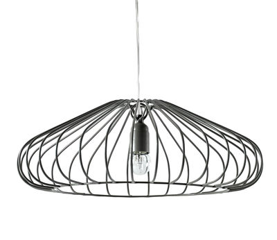 Lighting - Pendant Lighting - Tiziana Pendant - Ø 47 cm by Serax - Taupe - Painted metal