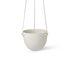 Pot suspendu Speckle Large / Grès - Ø 20,5 x H 14,5 cm - Ferm Living