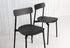 Fromme Stacking chair - / Aluminium by Petite Friture