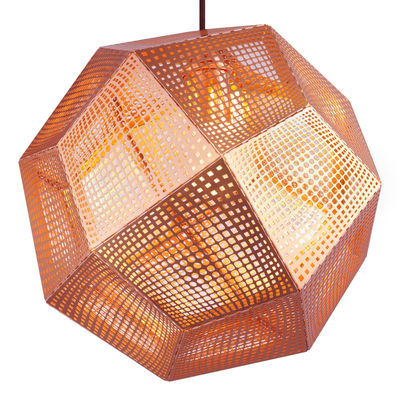 Suspension Etch Shade / Ø 32 cm - Tom Dixon cuivre en métal