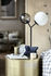 Twice Table lamp - / Metal & glass - H 42 cm by House Doctor