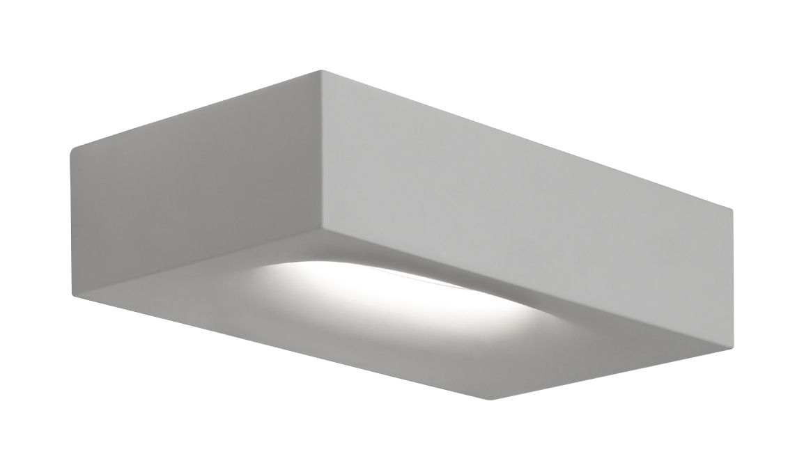 Lighting - Wall Lights - Melete Wall light - Wall lamp by Artemide - White - Painted aluminium