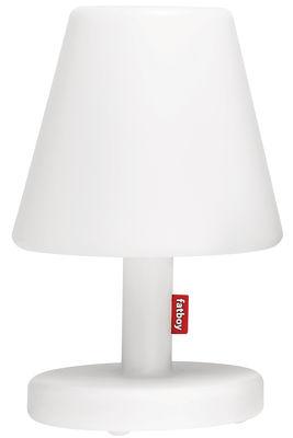 Lampe Edison the Medium / H 51 cm - LED - Fatboy blanc en matière plastique