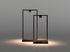 Lampe sans fil Curiosity Large / LED - L 21 x H 45 cm - Artemide