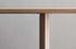 Alp Rectangular table - / 200 x 91 cm - Solid oak by Bolia