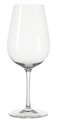 Tableware - Wine Glasses & Glassware - Tivoli Red wine glass by Leonardo - Transparent - Teqton glass