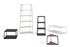 Eiffel Shelf - / 4 trays - H 110 cm by Hay