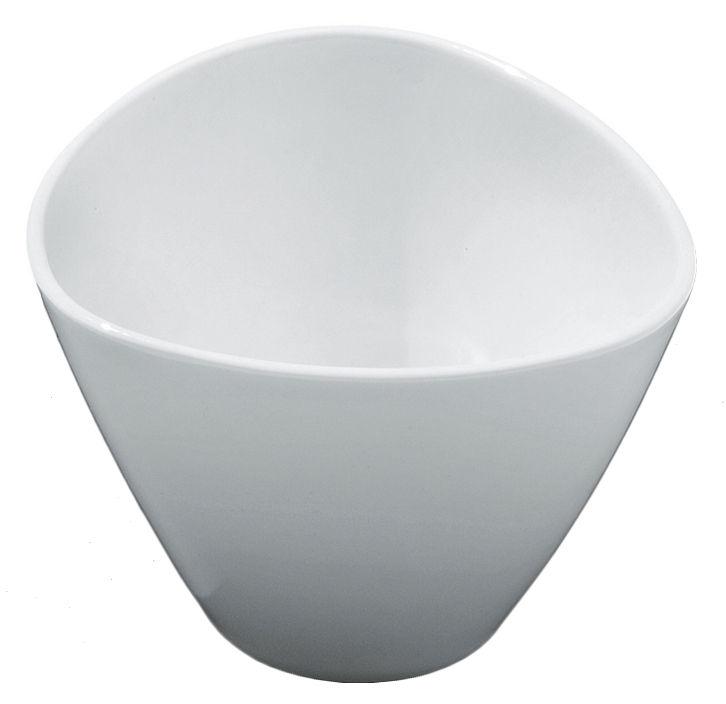 Arts de la table - Tasses et mugs - Tasse à café Colombina - Alessi - Tasse blanche - Porcelaine Bone China
