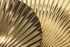 Appendiabiti Concha - / Zamak - L 6,8 x H 23,5 cm di AYTM