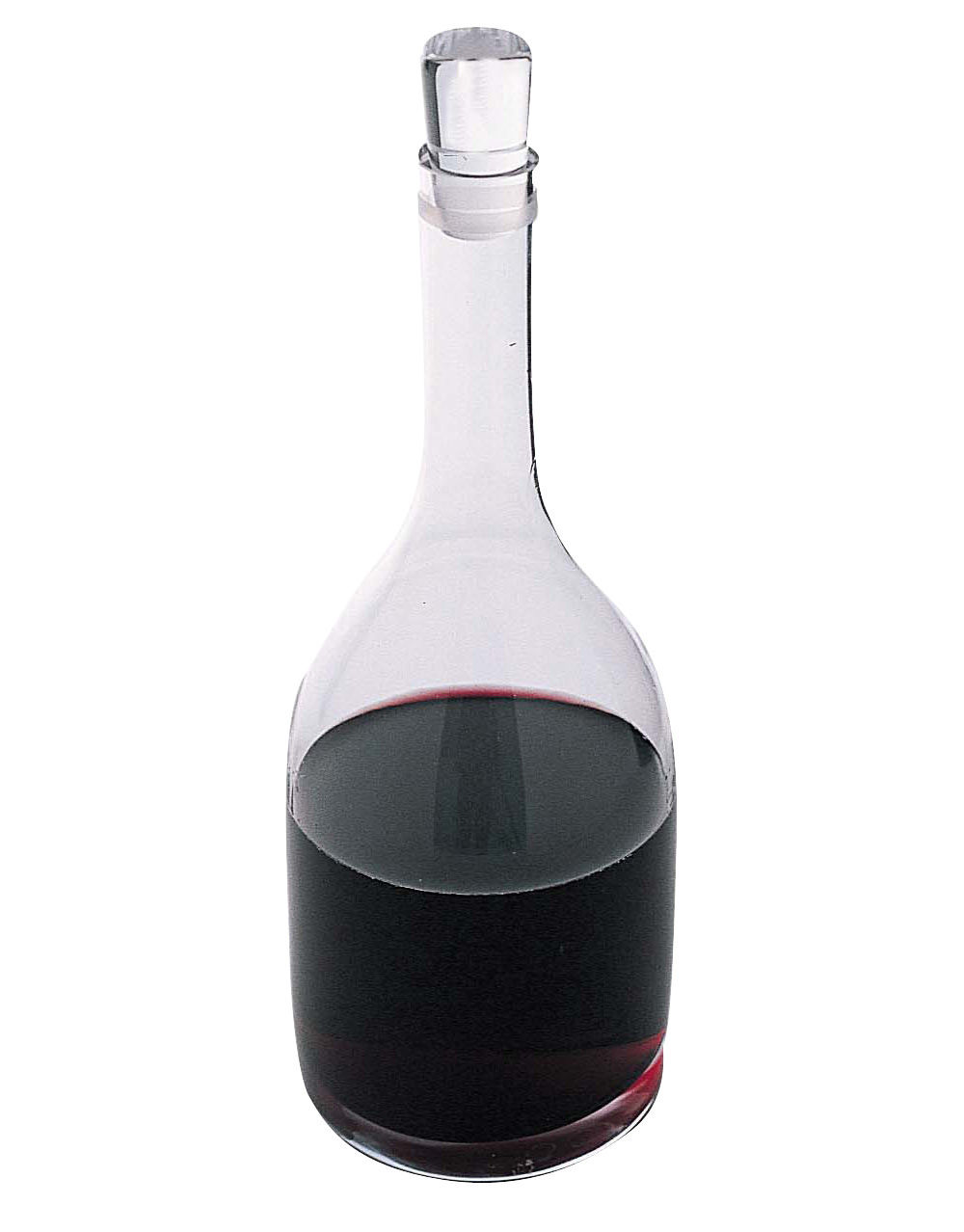Tavola - Caraffe e Decantatori - Caraffa Vieux millésime di L'Atelier du Vin - Trasparente - Vetro soffiato a bocca