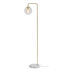 Warsaw Floor lamp - / Glass & metal by It's about Romi