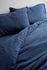 copripiumino 140 x 200 cm - / 140 x 200 cm - Lino lavato di Au Printemps Paris
