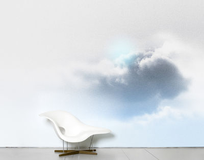 Decoration - Wallpaper & Wall Stickers - Ciel Panoramic Wallpaper by Domestic - Sky - Intisse paper