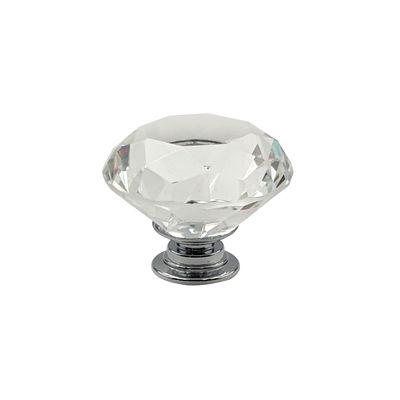 Arts de la table - Plats - Poignée de couvercle / Pour  Ma Jolie Cocotte - Cookut - Verre / Diamant transparent - Verre