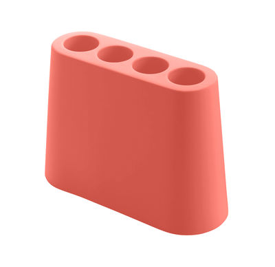 Image of Portaombrelli Aki di B-LINE - Corallo - Materiale plastico