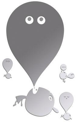 Möbel - Spiegel - Bubble Gum Voyage Selbstklebende Spiegel selbstklebend - Domestic -  - Plastikmaterial