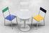 Table ronde S /  Aluminium - Ø 65,5 cm - valerie objects