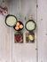 Bougie chauffe-plat spéciale raclettes et fondues / Pack de 12 - Flamme puissante & longue durée - Cookut