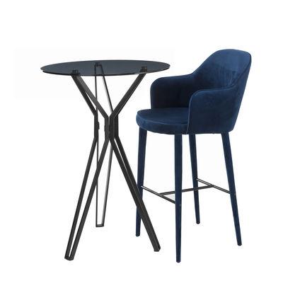 Chaise Cosy Pols De In Bar BleuMade Potten Design MpqjGLUSzV
