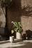 Bau Small Flowerpot - / Ø 18 cm - Metal by Ferm Living
