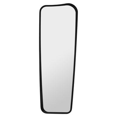 Déco - Miroirs - Miroir mural Organique Large / 50 x 140 cm - Chêne - Maison Sarah Lavoine - Chêne noir - Chêne teinté, Verre
