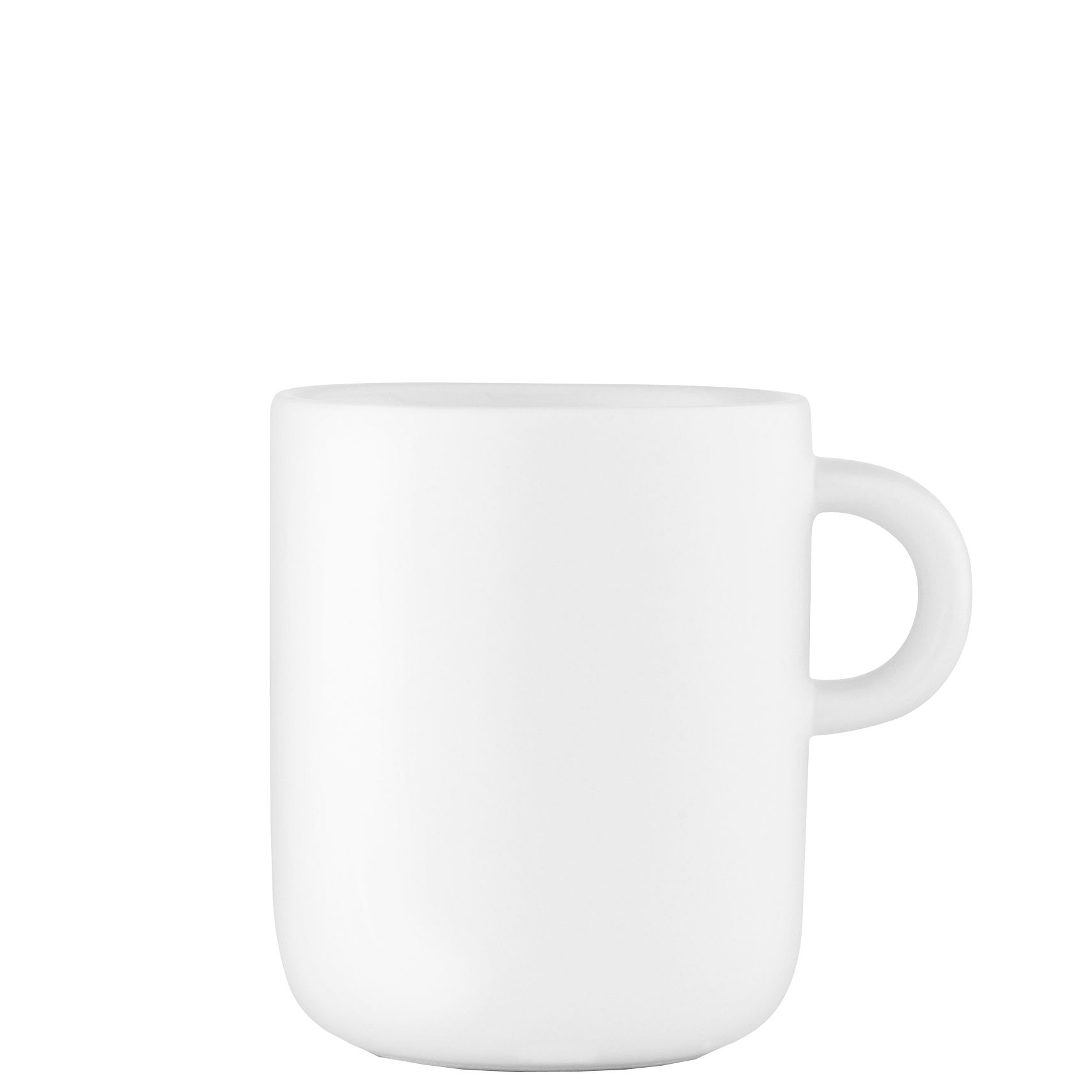 Arts de la table - Tasses et mugs - Mug Bliss / 30 cl - Normann Copenhagen - Blanc - Porcelaine