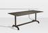 Unify Rectangular table - / 90 x 200 cm - Oak by Petite Friture