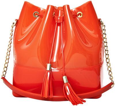 Accessoires - Sacs, trousses, porte-monnaie... - Sac à main Grace K - Kartell - Corail - Métal, Technopolymère thermoplastique
