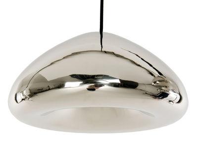 Illuminazione - Lampadari - Sospensione Void di Tom Dixon - Acciaio lucido - Acciaio lucidato