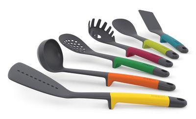 Cucina - Utensili da cucina - Utensile da cucina Elevate - / Set da 6 elementi di Joseph Joseph - Multicolore - ABS, Nylon