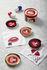 Full Dose Glass coaster - / Set of 4 - Porcelain by Jonathan Adler
