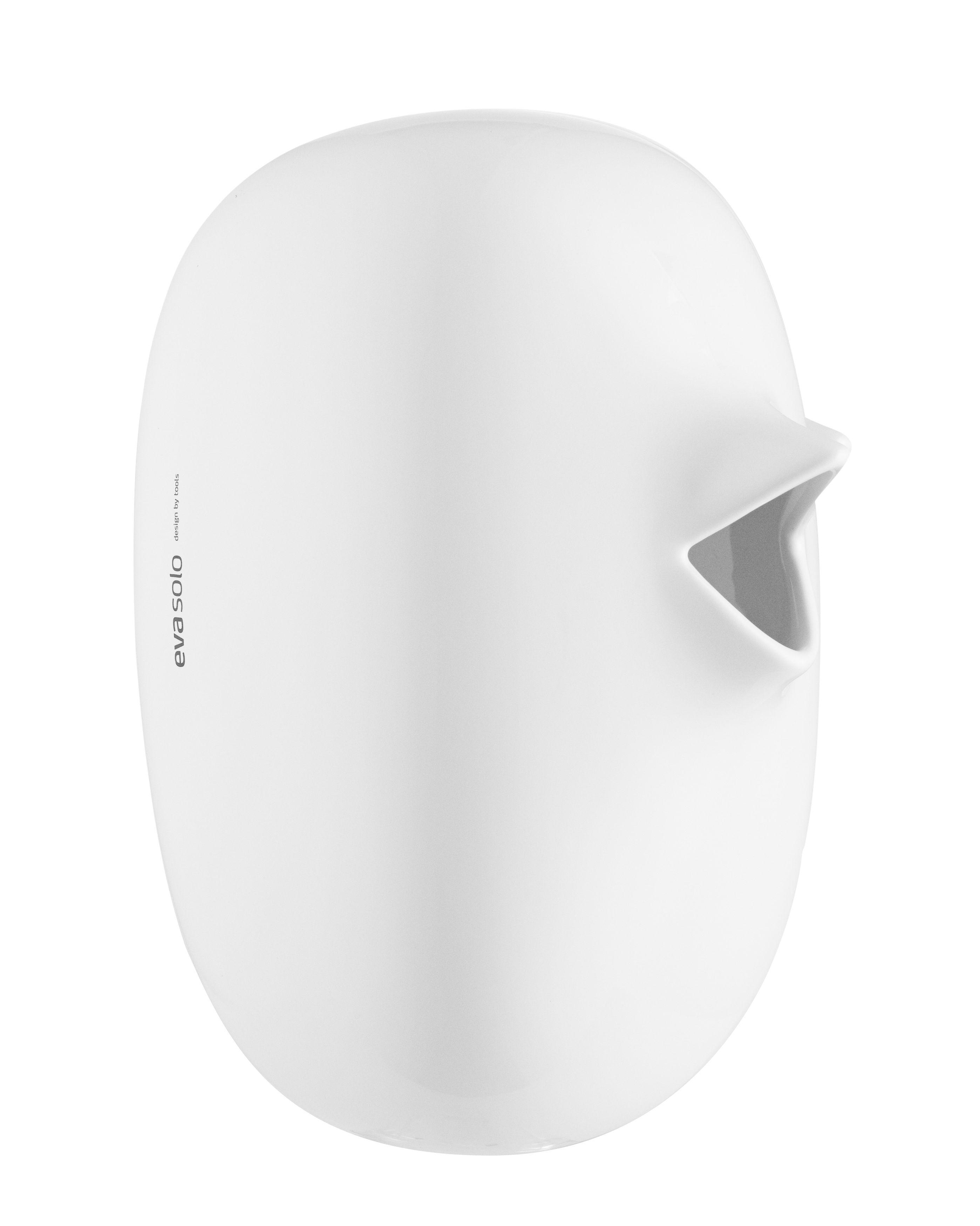 Jardin - Déco et accessoires - Nichoir / H 22 cm - Céramique - Eva Solo - Blanc - Céramique