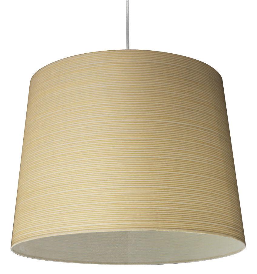 Illuminazione - Lampadari - Sospensione Giga-Lite di Foscarini - Giallo - Fibra di vetro, Kevlar