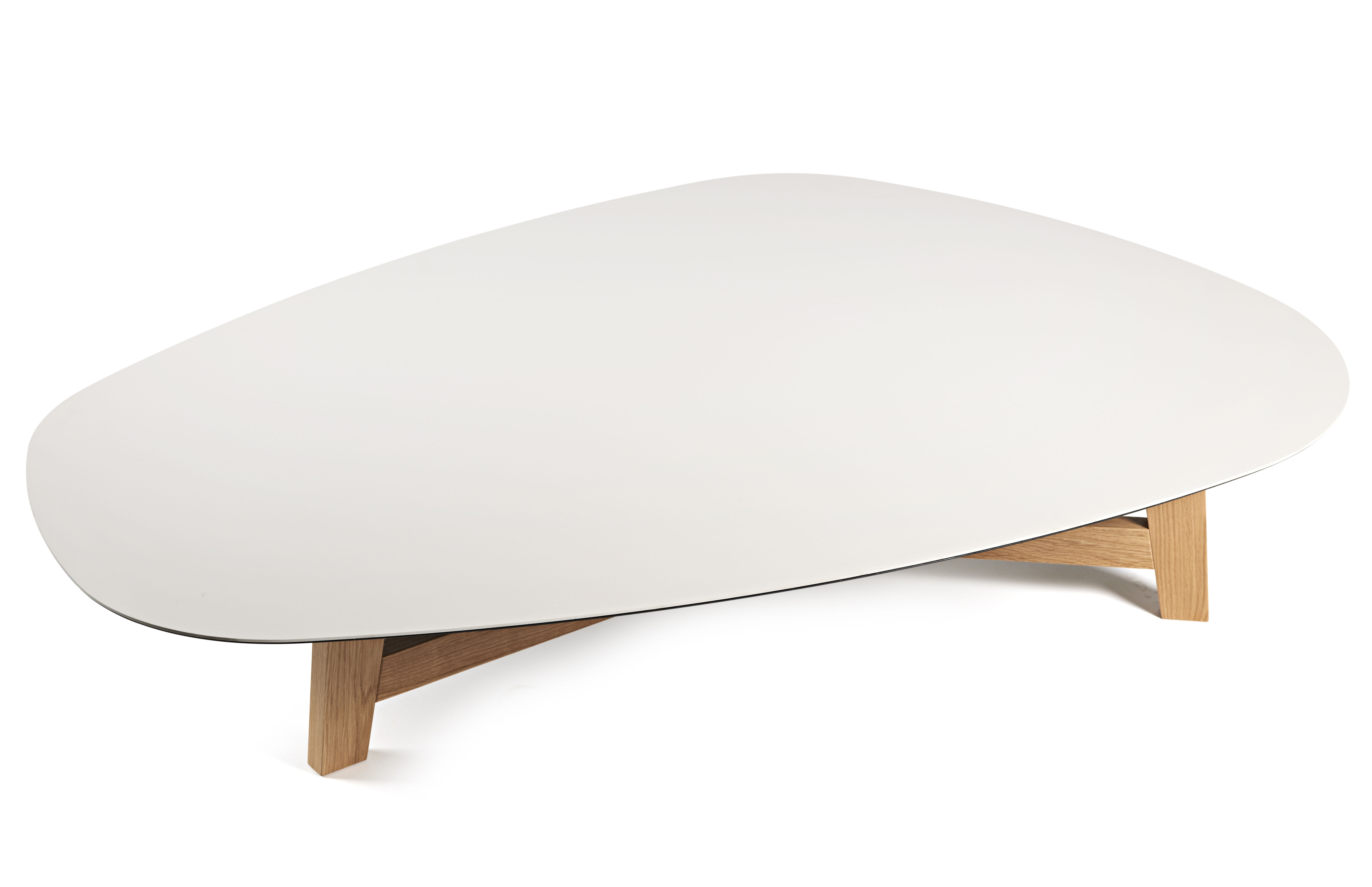 table basse t phoenix grand plateau pied ch ne plateau. Black Bedroom Furniture Sets. Home Design Ideas