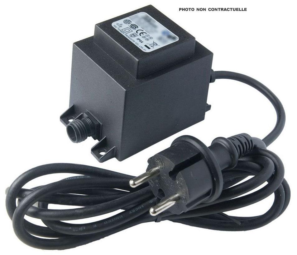 Luminaire - Appliques - Transformateur / Pour composition de 3 à 12 appliques Neon Art - Seletti - Pour composition de 3 à 12 appliques - Plastique