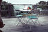 Coussin d'assise / Pour chaise Bistro - 38 x 28 cm - Fermob