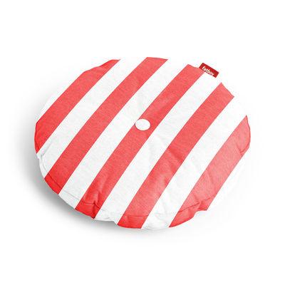 Coussin d'extérieur Circle Pillow / Ø 50 cm - Fatboy rouge en tissu