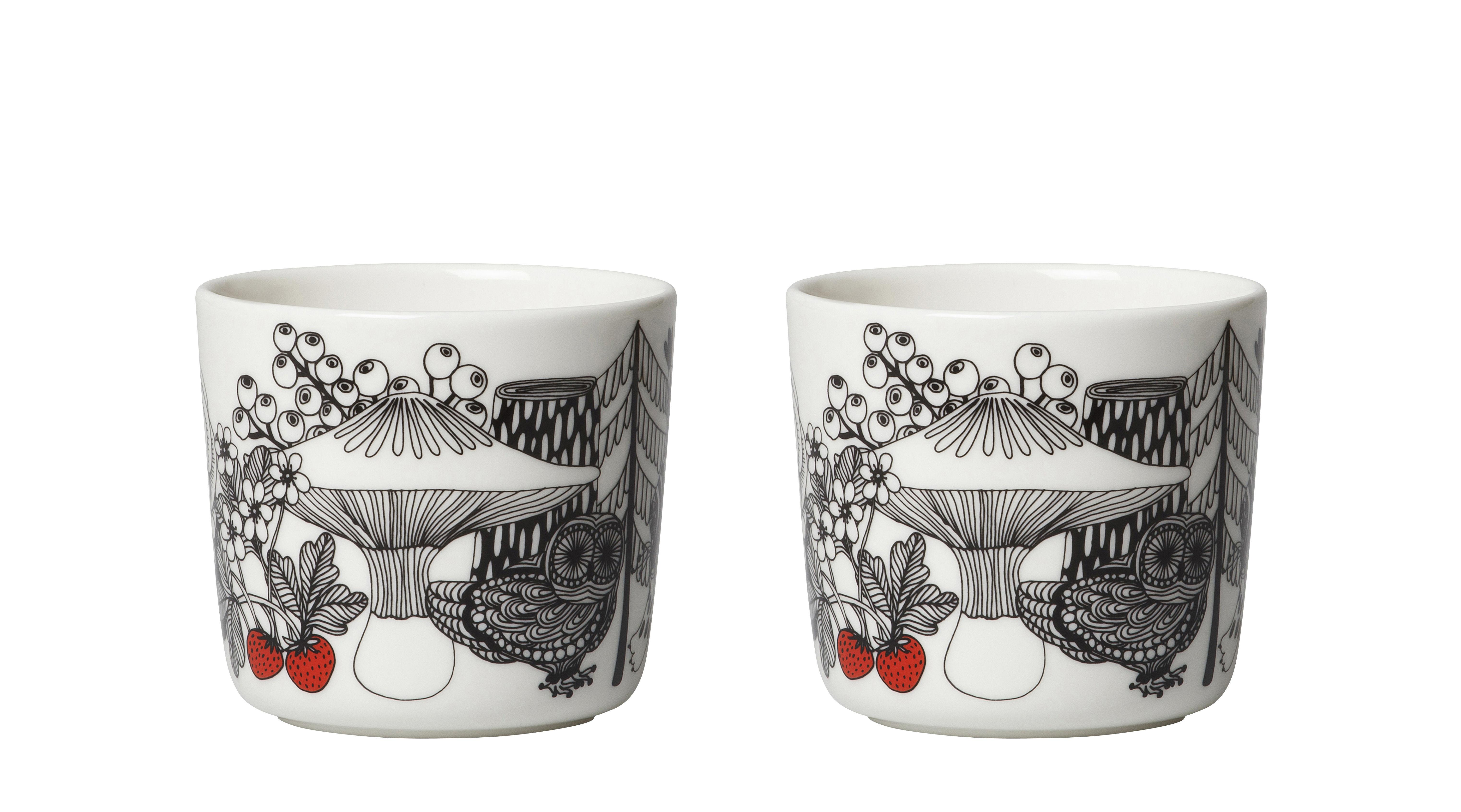 veljekset kaffeetasse ohne henkel 2er set veljekset. Black Bedroom Furniture Sets. Home Design Ideas